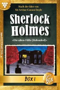 Cover Sherlock Holmes Jubiläumsbox 1 - Kriminalroman