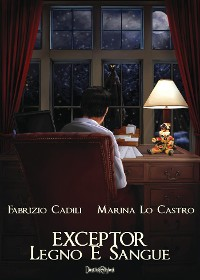 Cover Exceptor - Legno  E Sangue