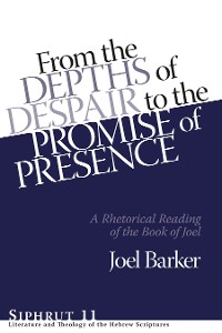 Cover From the Depths of Despair to the Promise of Presence