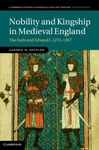 Cover Nobility and Kingship in Medieval England