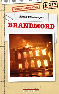 Cover Brandmord