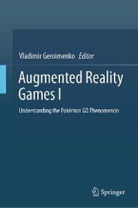 Cover Augmented Reality Games I