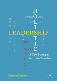 Cover Holistic Leadership