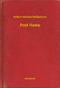 Cover Post Haste