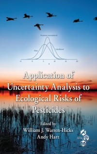 Cover Application of Uncertainty Analysis to Ecological Risks of Pesticides