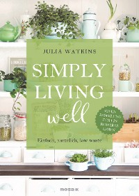 Cover Simply living well