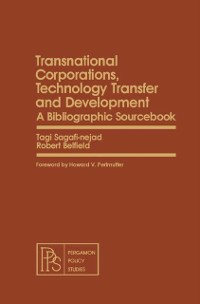 Cover Transnational Corporations, Technology Transfer and Development