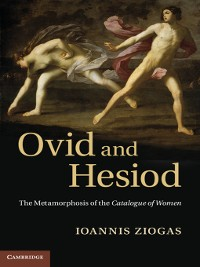Cover Ovid and Hesiod
