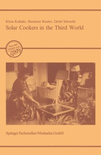 Cover Solar Cookers in the Third World
