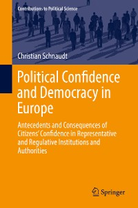 Cover Political Confidence and Democracy in Europe