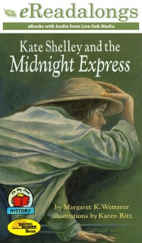 Cover Kate Shelley and the Midnight Express
