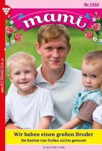 Cover Mami 1950 – Familienroman