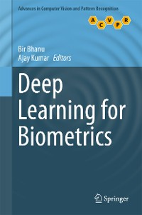 Cover Deep Learning for Biometrics