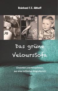 Cover Das grüne VeloursSofa