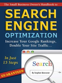 Cover The Small Business Owner's Handbook to Search Engine Optimization