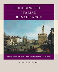 Cover Building the Italian Renaissance
