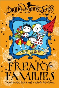 Cover Freaky Families