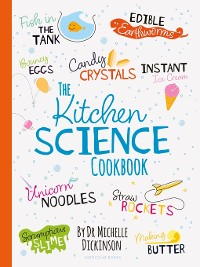 Cover The Kitchen Science Cookbook