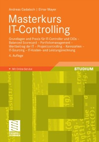 Cover Masterkurs IT-Controlling