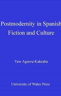 Cover Postmodernity in Spanish Fiction and Culture
