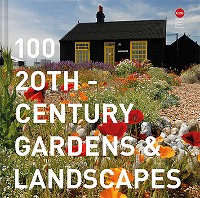 Cover 100 20th-Century Gardens and Landscapes
