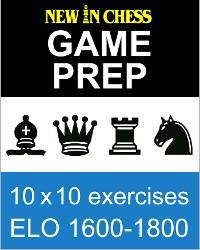Cover New In Chess Gameprep Elo 1600-1800