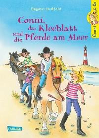 Cover Conni & Co 11: Conni, das Kleeblatt und die Pferde am Meer