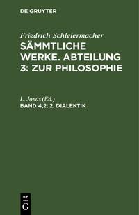 Cover 2. Dialektik