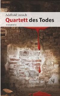 Cover Quartett des Todes