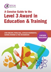 Cover A Concise Guide to the Level 3 Award in Education and Training