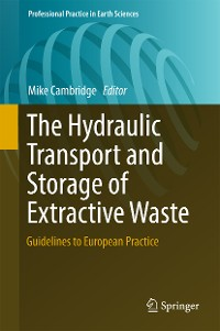Cover The Hydraulic Transport and Storage of  Extractive Waste