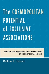 Cover The Cosmopolitan Potential of Exclusive Associations