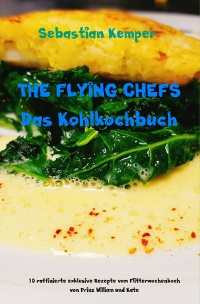 Cover THE FLYING CHEFS Das Kohlkochbuch