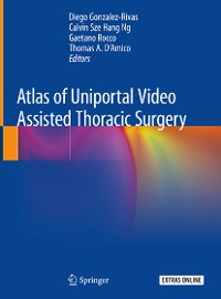 Cover Atlas of Uniportal Video Assisted Thoracic Surgery