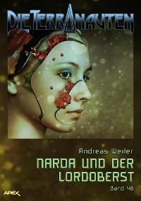 Cover DIE TERRANAUTEN, Band 48: NARDA UND DER LORDOBERST