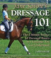 Cover Jane Savoie's Dressage 101
