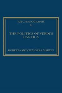 Cover Politics of Verdi's Cantica