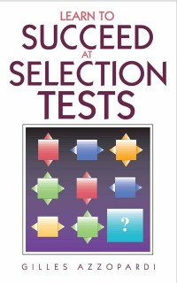 Cover Learn to Succeed at Selection Tests