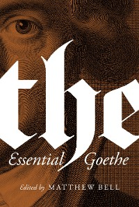 Cover The Essential Goethe