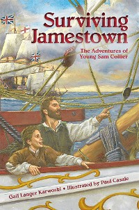 Cover Surviving Jamestown