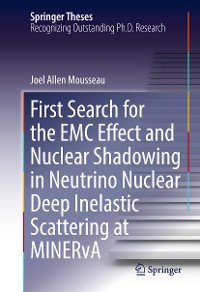 Cover First Search for the EMC Effect and Nuclear Shadowing in Neutrino Nuclear Deep Inelastic Scattering at MINERvA