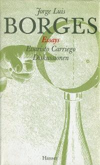 Cover Gesammelte Werke in zwölf Bänden. Band 1:Der Essays erster Teil