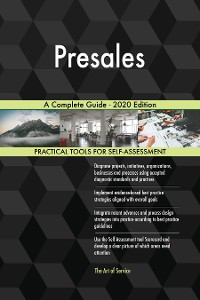Cover Presales A Complete Guide - 2020 Edition