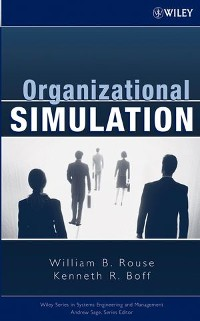 Cover Organizational Simulation