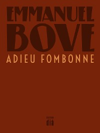 Cover Adieu Fombonne