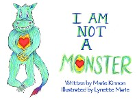Cover I Am NOT A Monster