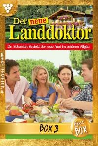 Cover Der neue Landdoktor Jubiläumsbox 3 - Arztroman