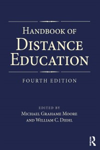 Cover Handbook of Distance Education
