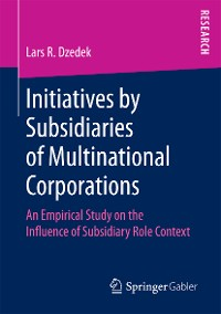 Cover Initiatives by Subsidiaries of Multinational Corporations