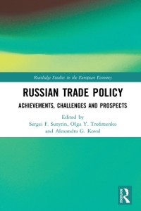 Cover Russian Trade Policy